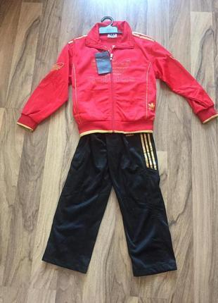 Спортивный костюм для мальчика адидас
