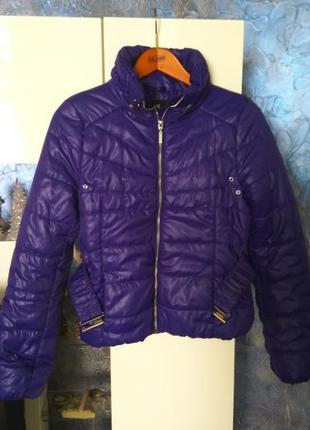 Куртка демисезон h&m размер s