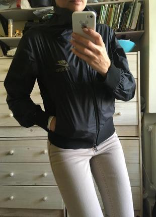 Стильная куртка ветровка nike original 10-12 графит