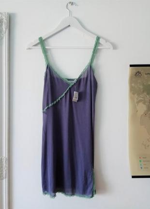 Ночная рубашка платье