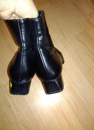Фирменные ботиночки 39 р paul green2