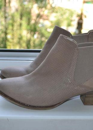 Ботинки-челси от roberto santi