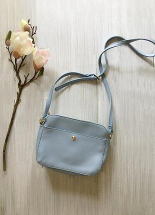 Стильная объемная сумочка
