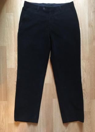 Стильные вельветовые мужские штаны, брюки arber, размер л-хл, 48-50
