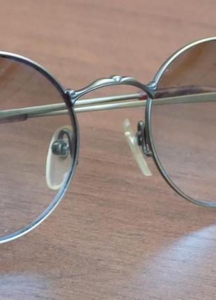 Papa hemingway очки made in japan солнцезащитные оригинально японские новые