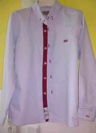 Рубашка испанского бренда jose varon