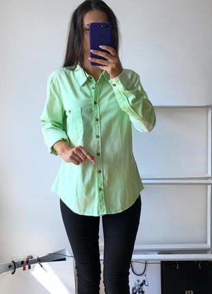 Стильная рубашка от h&m