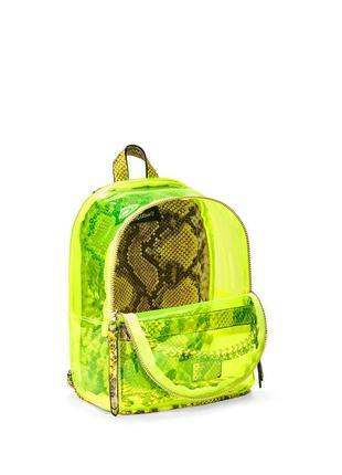 Яркий и оригинальный рюкзак victoria's secret