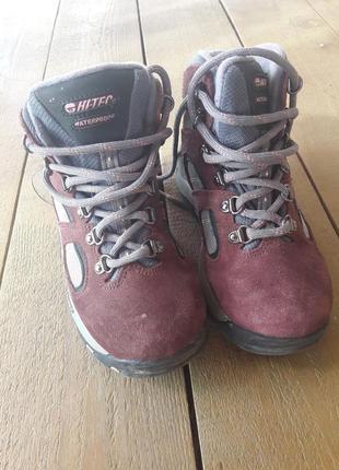 Ботинки hi-tech 32 р. зима деми термо