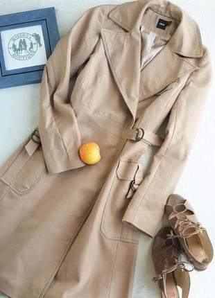Шикарное пальто плащ asos1
