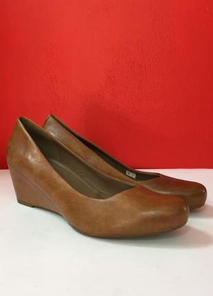 Ecco туфли на платформе р-38