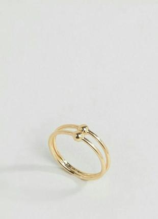 Золотое кольцо асос