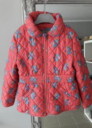 Дуже гарна яскрава курточка next