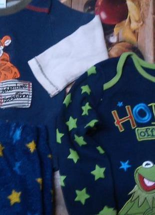 Одежда намальчика 9-12 месяцев
