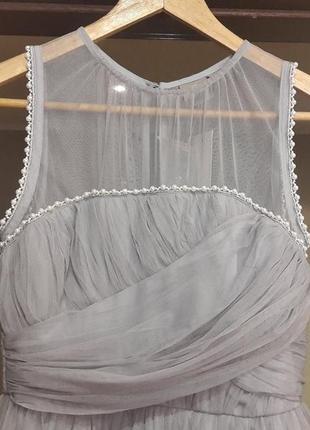 Новое вечернее платье asos