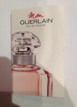 Парфюмированная вода guerlain mon guerlain