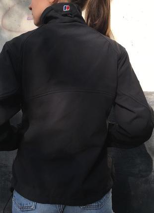 Куртка soft shell berghaus2