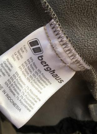 Куртка soft shell berghaus5