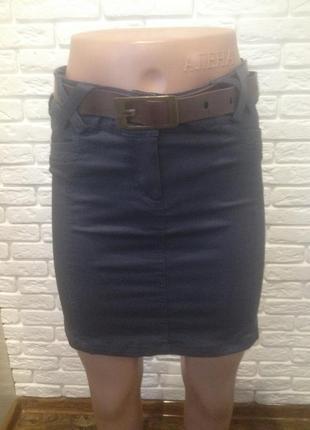 Стильная, эффектная юбка