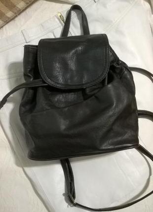 Кожаный(натуральная кожа)рюкзак
