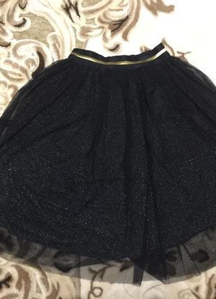 Шикарная юбка фатиновая пачка италия