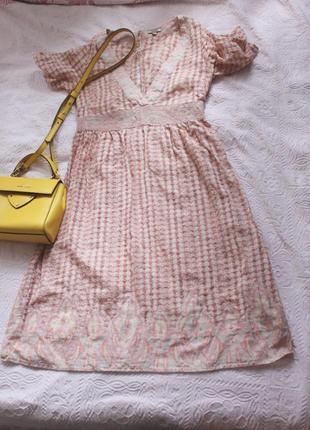 Пастельное платье noa-noa