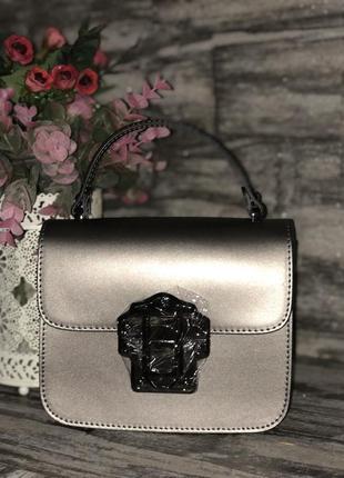 Кожаная сумочка (натуральная кожа, италия)
