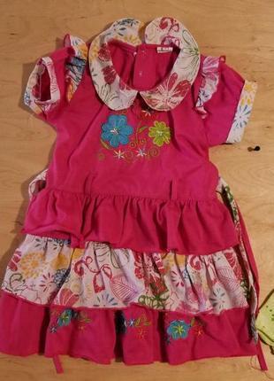 Брендове плаття дитяче сукня baby fashion 2-3 роки [німеччина] (платье детское)