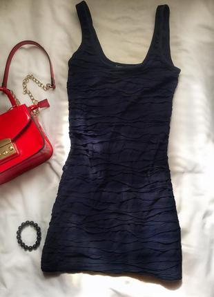 Бандажное  шикарное короткое платье