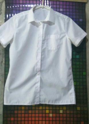 Блуза-рубашка школьная
