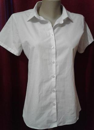 Белая рубашка george