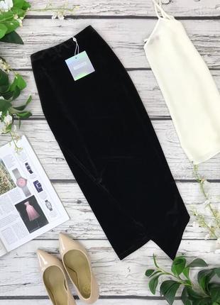 Ультрамодный юбка с ассиметричным низом  ki1835111  missguided