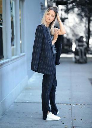 Дизайнерский двубортный пиджак rene lezard