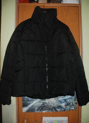 Классная куртка осень евро зима