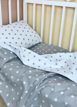 Постельное белье в кроватку, ручная работа, 100 % хлопок