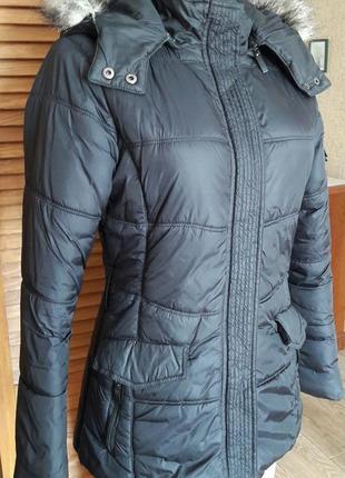 Тёплая курточка new look