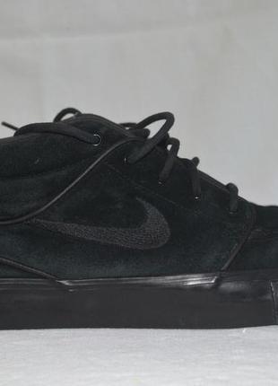 Nike sb stefan janoski 45-46р кроссовки оригинал кожаные