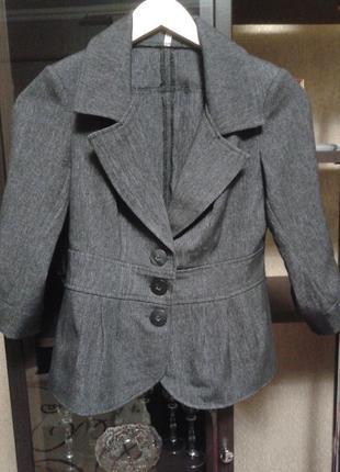 Стильный фирменный костюм-комплект