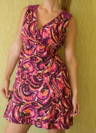 Летнее платье merona