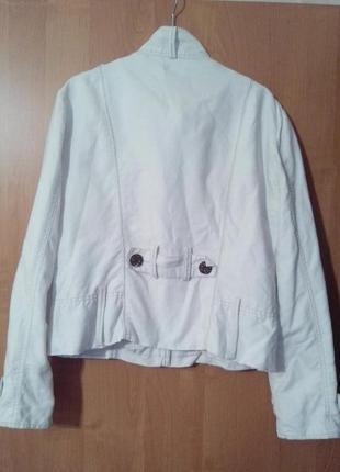 Літня куртка жакет льон Vila Clothes b15ab0f4b1239