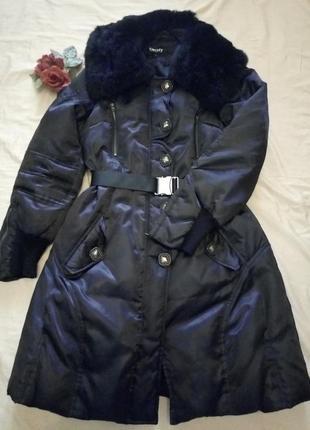 Пальто, пуховик dkny, размер м