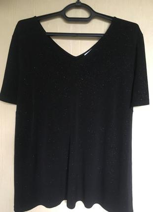 Блузка с блестками   бренд c&a