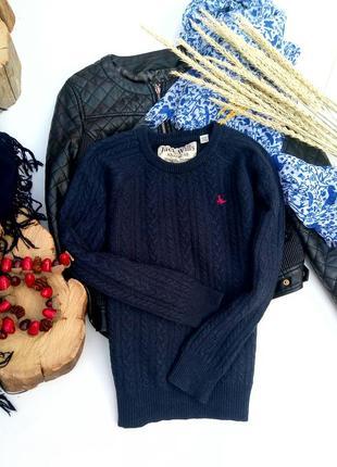 Шерстяной свитерок jack wills р s 8