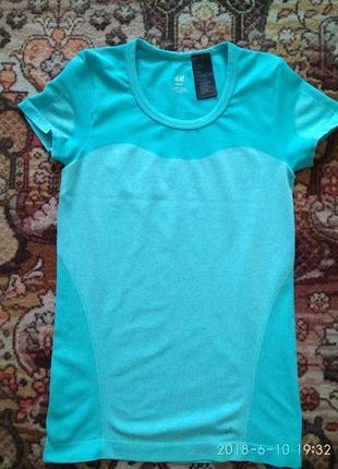 Фирменная оригинальная футболка h&m