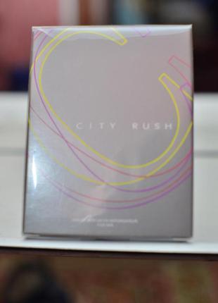 Парф.вода city rush
