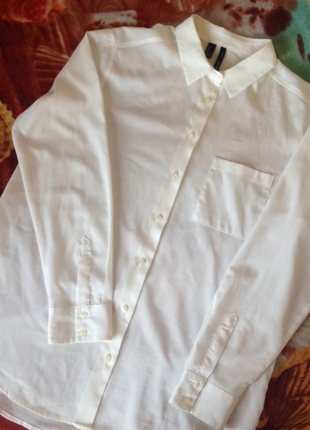 Легкая рубашка от mango