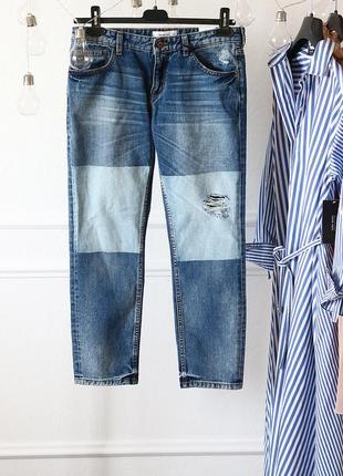 Mango стильные джинсы 36