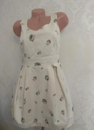 Нежное платье new look