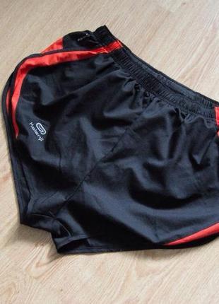 Беговые шорты для длинных дистанций с подкладкой