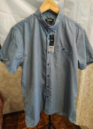 Фирменная рубашка peacocks с биркой